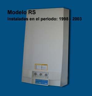 Roca 20 rs r victoria ngm modelos de potencia 20 for Calderas de gas roca
